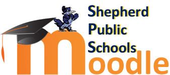 Shepherd Moodle Page