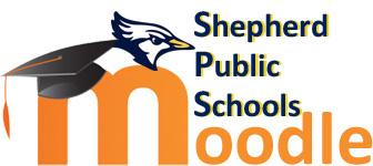 Shepherd Moodle Logo